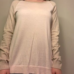 Two-tone GAP Sweater